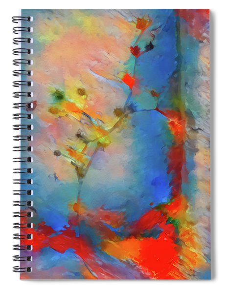 By Any Other Name Spiral Notebook by Skip Hunt