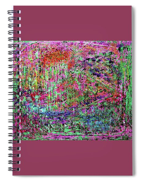 By The Bayou Spiral Notebook