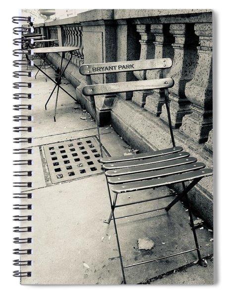 Byrant Park Spiral Notebook