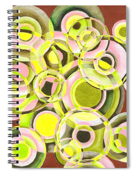 Cactus Blossom Spiral Notebook