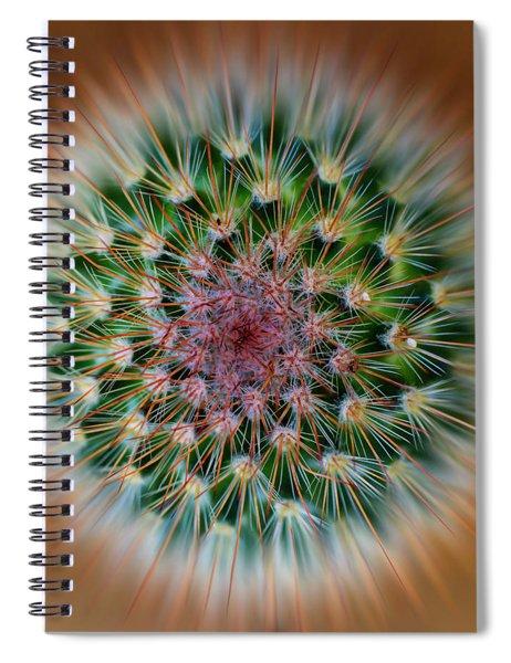 Cactus Cooler Spiral Notebook