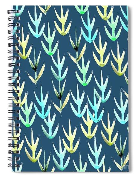 Cactus Field, 2016 Spiral Notebook