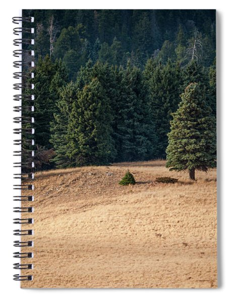 Caldera Edge Spiral Notebook