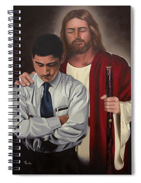 Called To Serve Other Christian Spiral Notebook