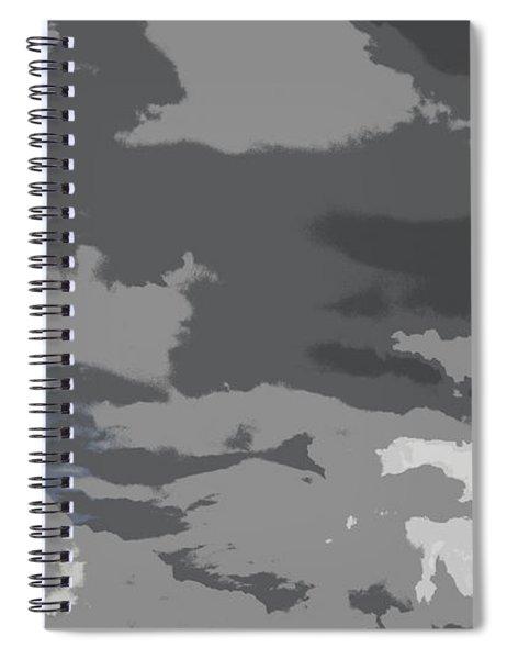 Calling America Spiral Notebook