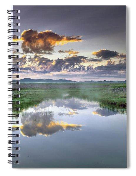 Camas Marsh Spiral Notebook