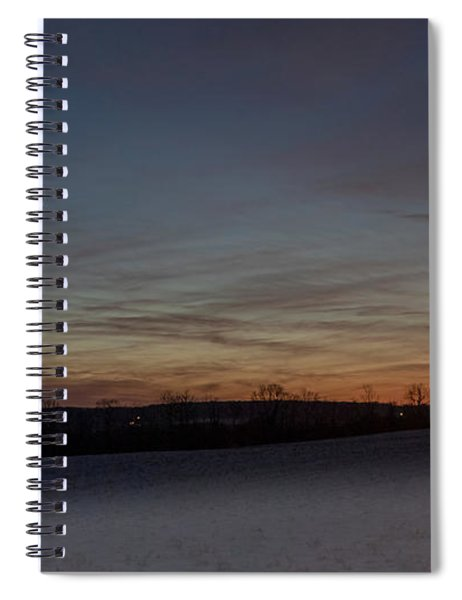 Camillus Moonset Spiral Notebook