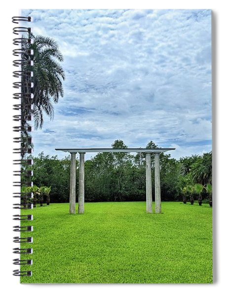 Can You See Your Future? Spiral Notebook