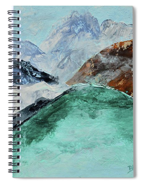 Canadian Dream Spiral Notebook