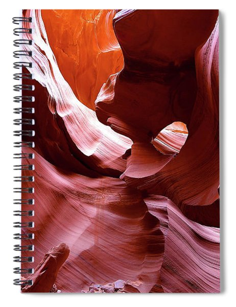 Canyon Colors Spiral Notebook