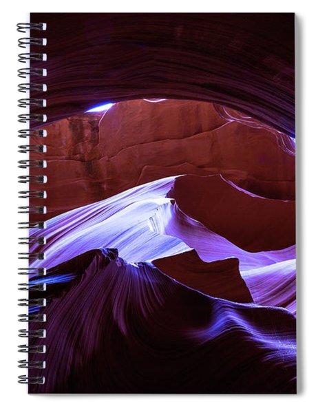 Canyon Magic Spiral Notebook