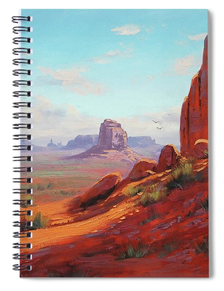 Canyonlands  Spiral Notebook