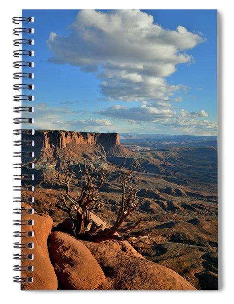 Canyonland's Green River Overlook Spiral Notebook