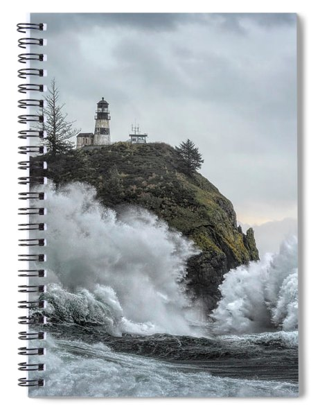 Cape Disappointment Chaos Spiral Notebook