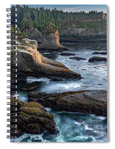 Cape Flattery Spiral Notebook