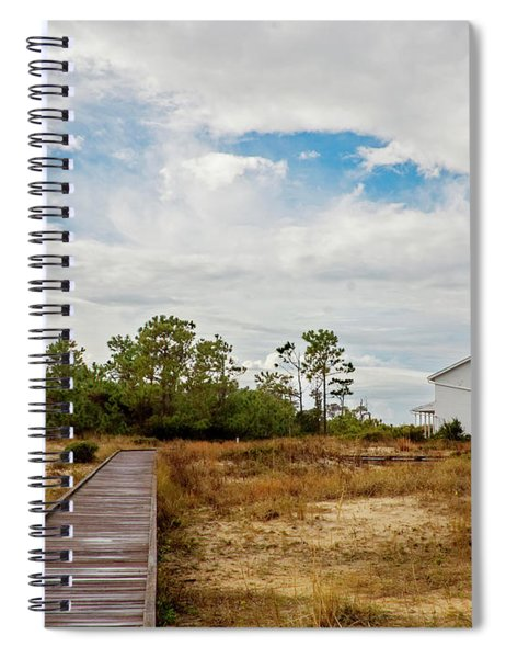 Cape Lookout Lighthouse No. 2 Spiral Notebook