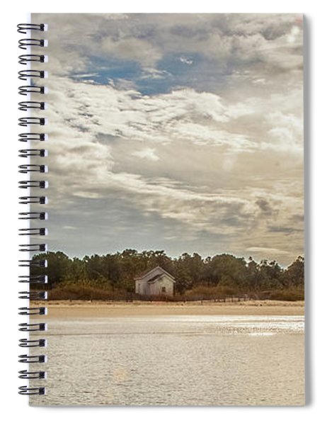 Cape Lookout Lighthouse No. 3 Spiral Notebook
