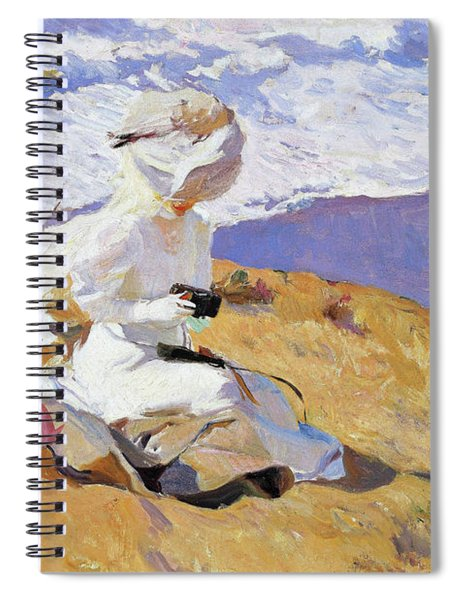 Capturing The Moment - Digital Remastered Edition Spiral Notebook