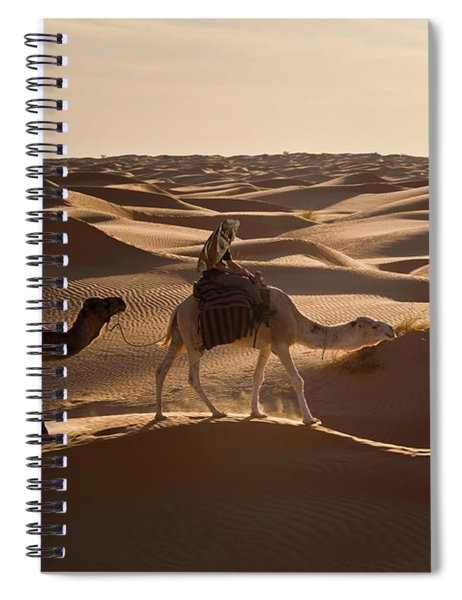 Caravan Spiral Notebook