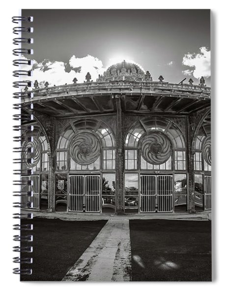 Carousel House Spiral Notebook