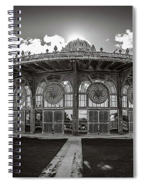 Carousel House Spiral Notebook
