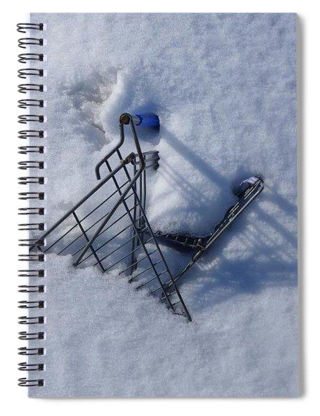 Cart Art No. 32 Spiral Notebook