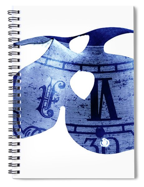 Carvi Veil  Spiral Notebook