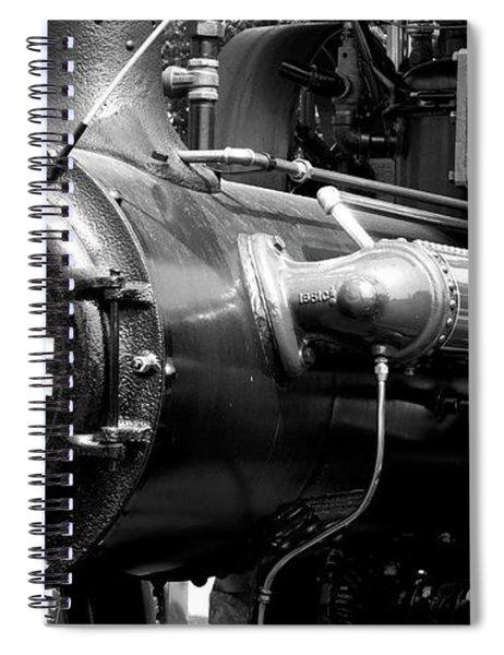 Case Eagle Spiral Notebook