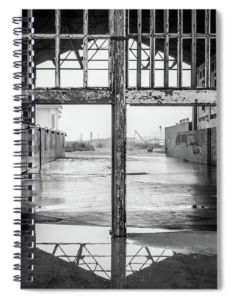 Casino Reflection Spiral Notebook