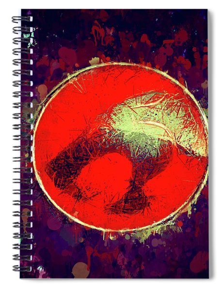 Thundercats Logo Spiral Notebook