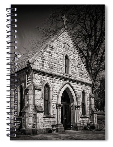 Cedar Hill Chapel Spiral Notebook