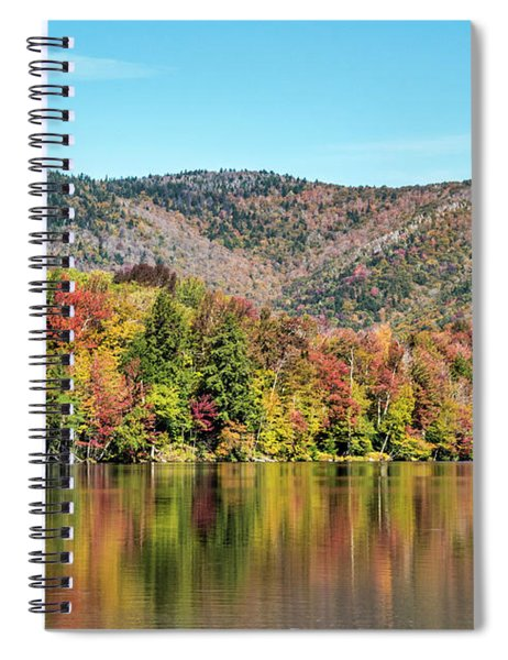 Change Of The Season Spiral Notebook