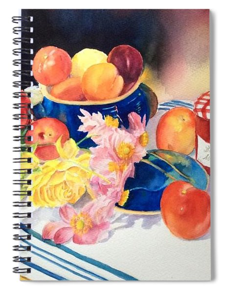 Chaos In The Kitchen Spiral Notebook