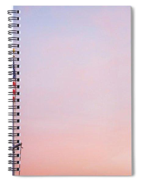 Chatham Mast Spiral Notebook