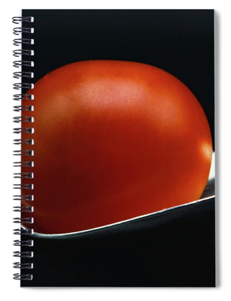 Cherry Tomato Spiral Notebook