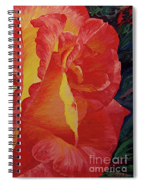 Cheryl's Favorite Spiral Notebook