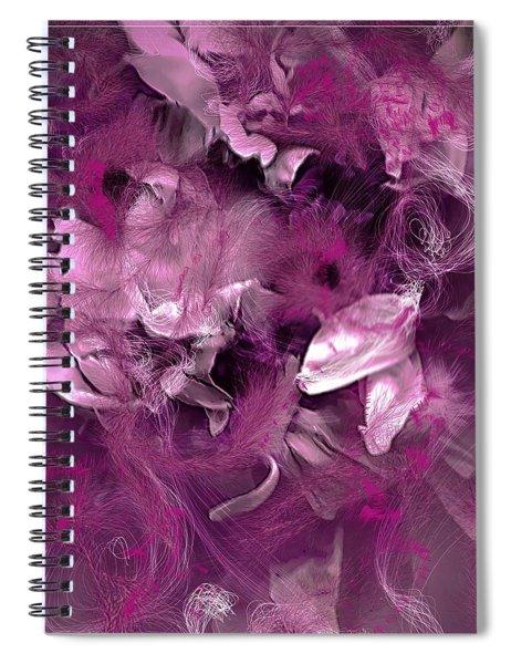 Cheyenne Angel Spiral Notebook