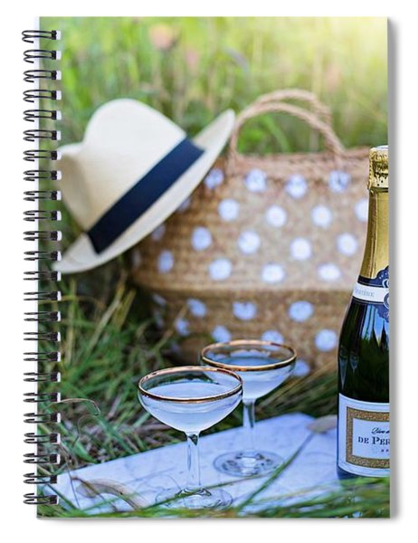 Chic Picnic Spiral Notebook