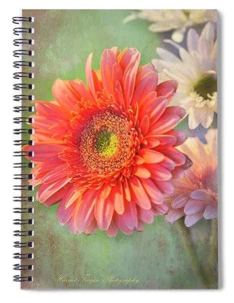 Chorus Girl  Spiral Notebook
