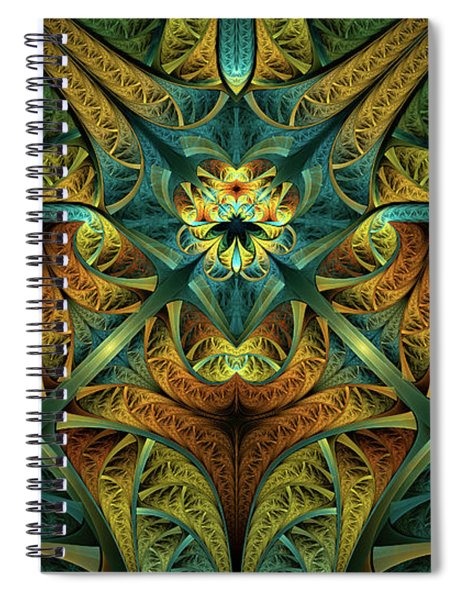 Chronicles Spiral Notebook