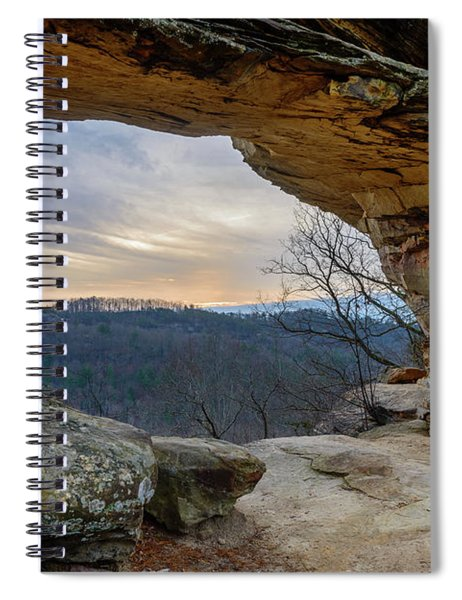 Chronicles Of The Gorge Spiral Notebook