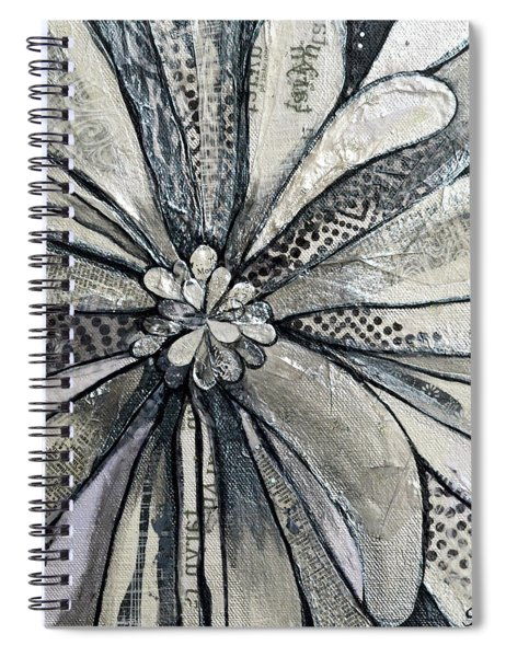 chrysanthemum I Spiral Notebook