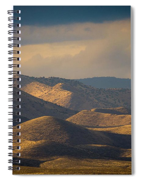 Chupadera Mountains II Spiral Notebook
