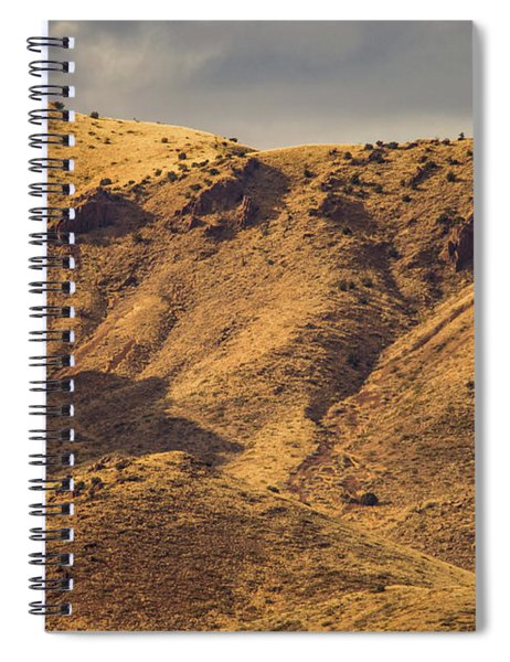 Chupadera Mountains Spiral Notebook
