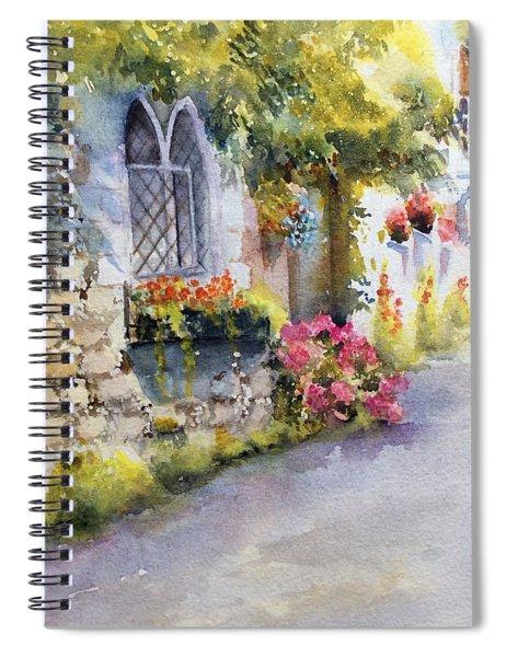 Church Hill, Hythe, Kent Spiral Notebook