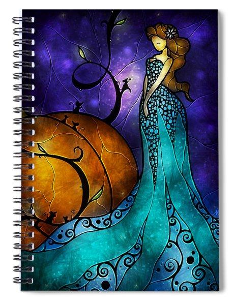 Cinderella Spiral Notebook