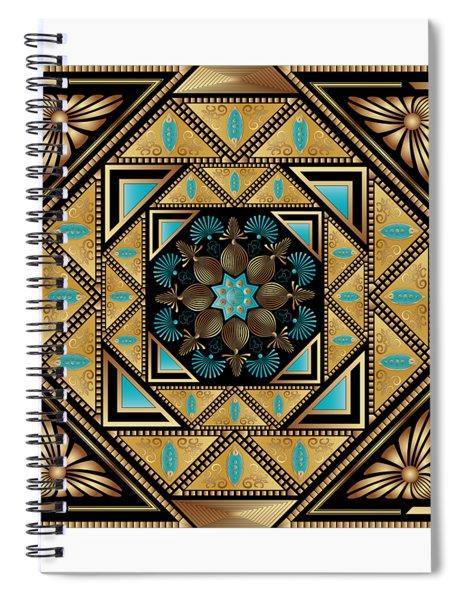 Circumplexical N0 3640 Spiral Notebook