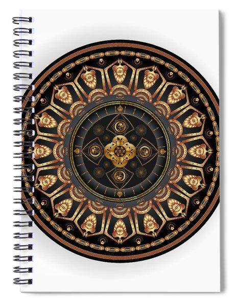Circumplexical No 3464 Spiral Notebook