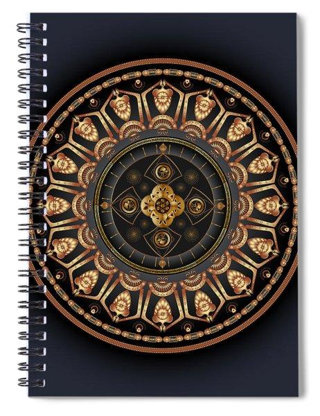 Circumplexical No 3465 Spiral Notebook