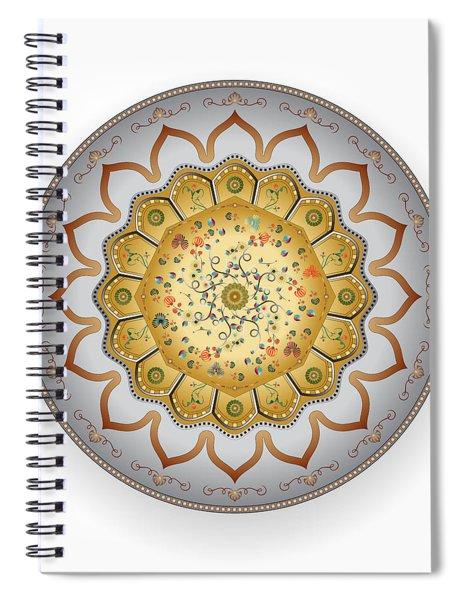Circumplexical No 3467 Spiral Notebook